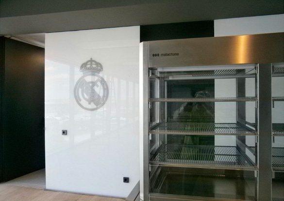 Residencia Valdebebas Real Madrid